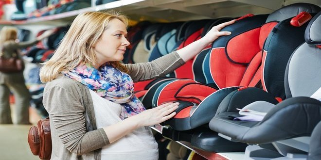 Buying Convertible Car Seat