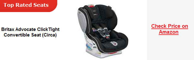 Top Rated Convertible Car Seat 2016