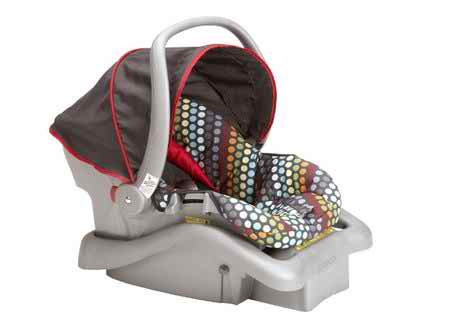 Cosco Light N Comfy DX Child Seat
