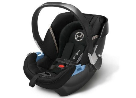 Cybex Aton 2 Infant Car Seat (Charcoal)
