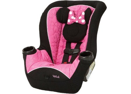 Disney APT - Mouseketeer Minnie convertible car seat 2017