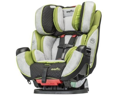 Evenflo Symphony – Porter top convertible car seats