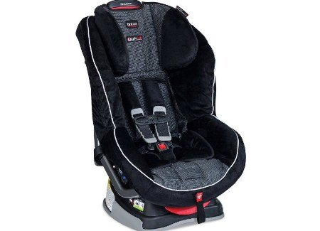 Britax Boulevard G4.1 best convertible car seats 2017