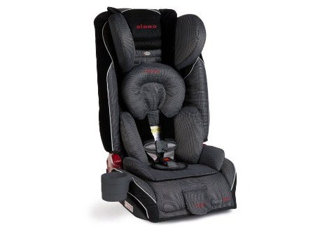 Diono Radian RXT (Shadow) best convertible car seat