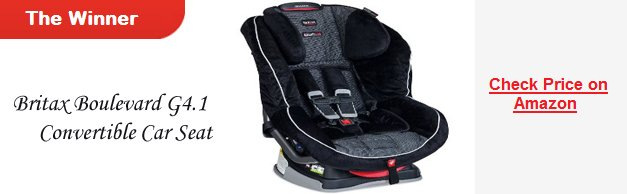 The Winner Car Seat 2017