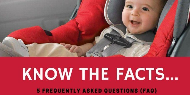 FAQs on Infant Seat